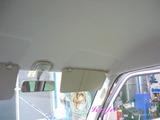 車内タバコ臭除去クリーニング