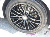 BMW ホイール修理