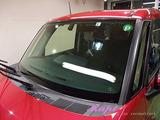 トヨタ タンク 窓ガラスウロコ除去&撥水コーティング