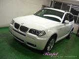 BMW X3 ボディコーティング施工