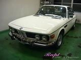 BMW 3.0CS ボディコーティング