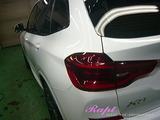 BMW X3 カーフィルム施工