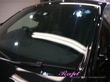 BMW X6 窓ガラス撥水加工