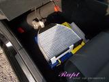 メルセデスベンツ C200 エアコンフィルター交換
