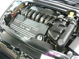 ランチア エンジンルームクリーニング