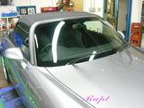 ホンダ S2000 車内クリーニング
