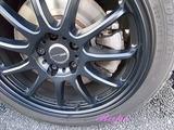 BMW 220 低ダストブレーキパット交換