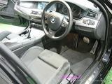 BMW 車内クリーニング