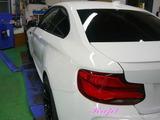 BMW M2 カーフィルム施工
