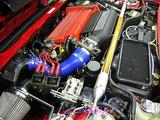 ランチア デルタ エンジンルームクリーニング