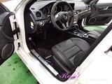 AMG C63 車内クリーニング
