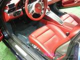 ポルシェ 911 カレラS 車内クリーニング