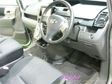 トヨタ VOXY 車内クリーニング