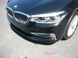 BMW 218 フロントバンパー修理