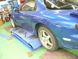 マツダ RX−7 車検・整備