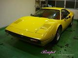 フェラーリ 308 ボディコーティング