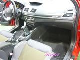 ルノー メガーヌRS 車内クリーニング