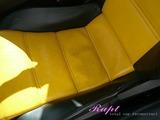 ランボルギーニ ガヤルド 車内クリーニング