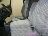 トヨタ ハイエース 車内クリーニング 終了