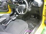 シトロエン DS5 車内クリーニング