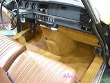 シトロエン DS21 車内クリーニング