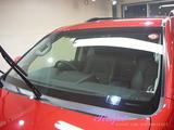 トヨタ ランドクルーザープラド 窓ガラス撥水加工