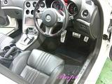 アルファロメオ 159 ボディコーティング施工