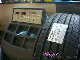 トヨタ ヴェルファイア タイヤ交換