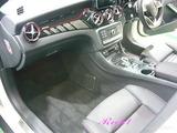 AMG GLA45 車内クリーニング