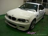 BMW M3 ボディコーティング施工