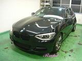 BMW 135i ボディコーティング