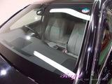 トヨタ クラウン 窓ガラスウロコ除去&撥水コーティング