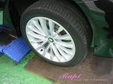 BMW ホイールコーティング施工