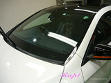AMG CLA45 窓ガラス撥水加工