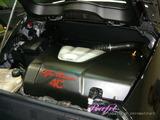 アルファロメオ 4C エンジンルームクリーニング