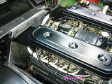 フェラーリ 512BB エンジンルームクリーニング
