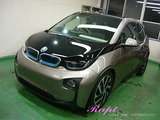 BMW I3 ボディコーティング施工
