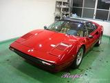 フェラーリ 308 ボディコーティング施工