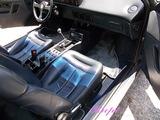 フェラーリ モンディアル 車内クリーニング