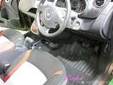 ルノー カングー 車内クリーニング