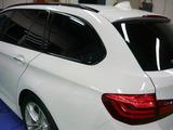 BMW 525D 断熱フィルム貼り
