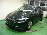 BMW 218d ボディコーティング施工