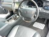 レクサス LS460 車内ルームクリーニング