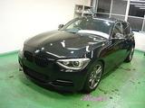 BMW 135i ボディコーティング施工