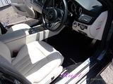 メルセデスベンツ CLS400 車内クリーニング