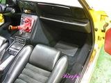 アルファロメオ 車内クリーニング
