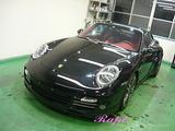ポルシェ 911ターボ ボディコーティング施工