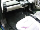 BMW I3 車内クリーニング