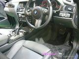 BMW X6 車内クリーニング
