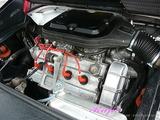 フェラーリ エンジンルームクリーニング